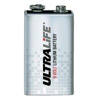 UltraLife Lithium batterij rookmelder