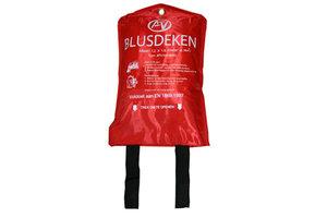 ATV blusdeken 1.20 x 1.80 cm softbag